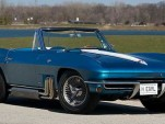 1963 Harley Earl Chevrolet Corvette Convertible