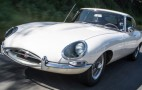 Classic 1963 Jaguar E-Type Driven In Jay Leno's Garage: Video