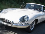 1963 Jaguar XKE E-Type on Jay Leno's Garage (image: Jay Leno's Garage)