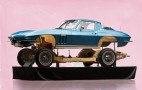 1965 Chevy Corvette Cutaway Expected To Bring Up To $1.4 Million At Auction