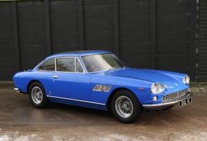 1965 Ferrari 330 GT owned by John Lennon