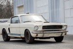 "Rare ""barn find"" Shelby GT350 headed to auction"