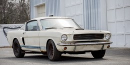 1965 Ford Shelby GT350 barn find