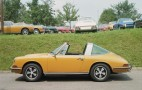 2015 Porsche 911 Targa Headed To 2014 Detroit Auto Show
