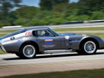 1965 Shelby Cobra Daytona Coupe replica built by students