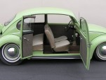 1965 VW Beetle with suicide door