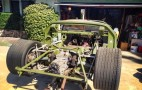 Ford GT40 Mk I Unearthed In Southern California Garage