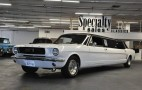 1966 Ford Mustang ... Limousine? The Things You Find On eBay
