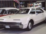 1966 Oldsmobile Toronado with custom 850-hp twin-engine all-wheel drive