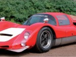 1966 Porsche 906 Carrera 6 race car