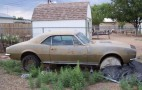 1967 Chevy Camaro RS/SS Barn Find Is Tired, But True