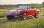 1967 Ferrari 275 GTB NART Spider Sets Record At Pebble Beach Auction