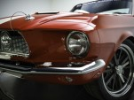 "1967 Ford Shelby GT500 Mustang ""RK527"""