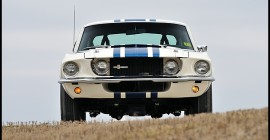 1967 Shelby GT500 Super Snake - image: Mecum Auctions