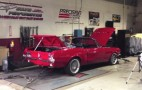 1968 Ford Mustang Gets A 443-WHP Turbo 2JZ Swap: Video