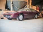 1968 Maserati Ghibli barn find - image: Silverstone Auctions
