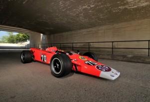 1968 STP Lotus Type 56/3 turbine-powered Indy car