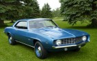1969 Chevrolet Camaro ZL-1 Heading To Auction