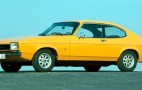 Ford Capri turns 40