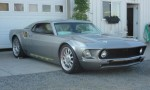 1969 Ford Mustang Mach 40 - Image courtesy of Eckert's Rod & Custom