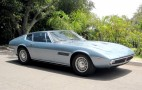 1969 Maserati Ghibli 4.7: Pure Elegance