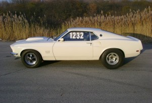 1969 Mustang Boss 429, for sale on eBay