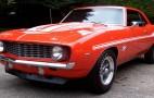Original 1969 Yenko Camaro modernized as part of 40th anniversary celebration