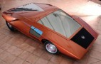 1970 Bertone Lancia Stratos HF Zero Up For Auction