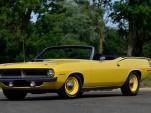 1970 Plymouth Hemi Cuda Convertible