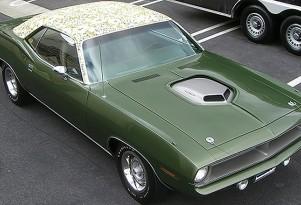 1970 Plymouth Hemi 'Cuda Mod Top