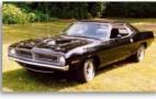 Chrysler Working On Dodge-Branded 'Cuda?