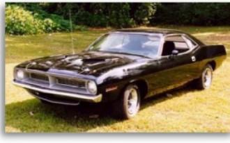 1970 Plymouth Hemi Barracuda