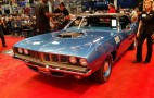 Plymouth Hemi Cuda Convertible Hits $3.5 Million At Mecum Auction