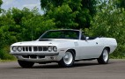 Not One, But Two Hemi Cuda Convertibles Head To Auction: Video