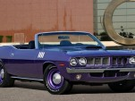 1971 Plymouth Hemi 'Cuda convertible - image: Barrett-Jackson