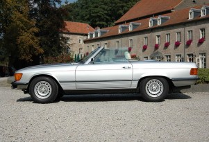 1973-1980 Mercedes 450SL: Not-Quite Classics