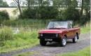 1973 Range Rover Suffix B Convertible