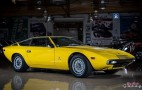 Jay Leno Drives A 1975 Maserati Khamsin: Video