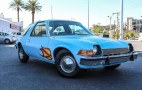 'Wayne's World' Pacer hits Barrett-Jackson auction block