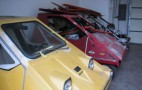 Want A Challenge? Restore THREE Old CitiCar Electric Cars