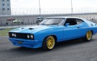 Someone paid $44K to live out their 'Mad Max' fantasies in this Ford Falcon XB GT