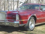 1976 Lincoln Mark IV Emilio Pucci Designer Edition