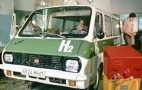 More Olympics Green Cars: Soviet Hydrogen-Gasoline Minibuses Of 1980