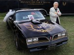 1977 Pontiac Firebird Trans Am 'Smokey and the Bandit' promo car - Image via Barrett-Jackson