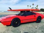 Electric Ferrari, Magnum, P.I. style