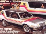 1978 Ford Pinto Cruising Wagon