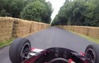 1978 Budweiser Cosworth Indy 500 Car Thrills Goodwood: Video