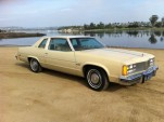 Diesel History For Sale: 1979 Oldsmobile 98 Coupe, 54K Miles