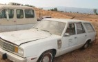Rare 1980 Ford Fairmont EVA Electric Conversion For Sale