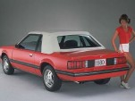 1980 Ford Mustang convertible